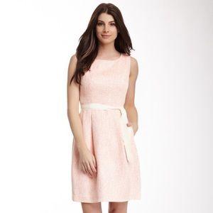 🆕 NWT {Trina Turk} Aime Fit and Flare Tweed Dress